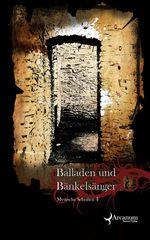 Buch: Balladen und Bänkelsänger