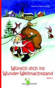 Buch Wünsch dich ins Wunder-Weihnachtsland 3