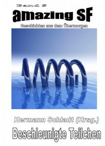 Buch: Amazing SF 5 - Beschleunigte Teilchen